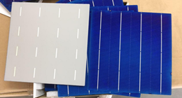 4BB poly solar cell, 18.2-18.6 efficiency