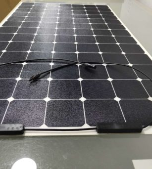 High Efficiency Flexible Solar Panels 300w